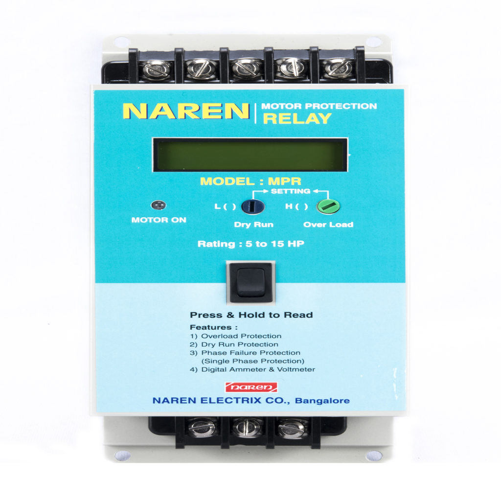 Agricultural devices-Motor Protection Relays