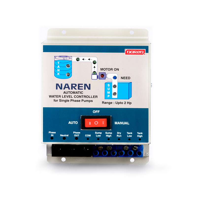 Agricultural devices-Water level controller